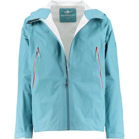 Kaikkialla Viljo 2,5 Layer Jacket Herren smoke blue